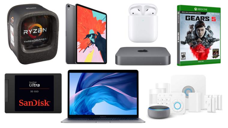 TechBargains: Apple العروض: 200 دولار مقابل MacBook Air ، و 30 دولارًا مقابل AirPods مع حقيبة شحن والمزيد 1