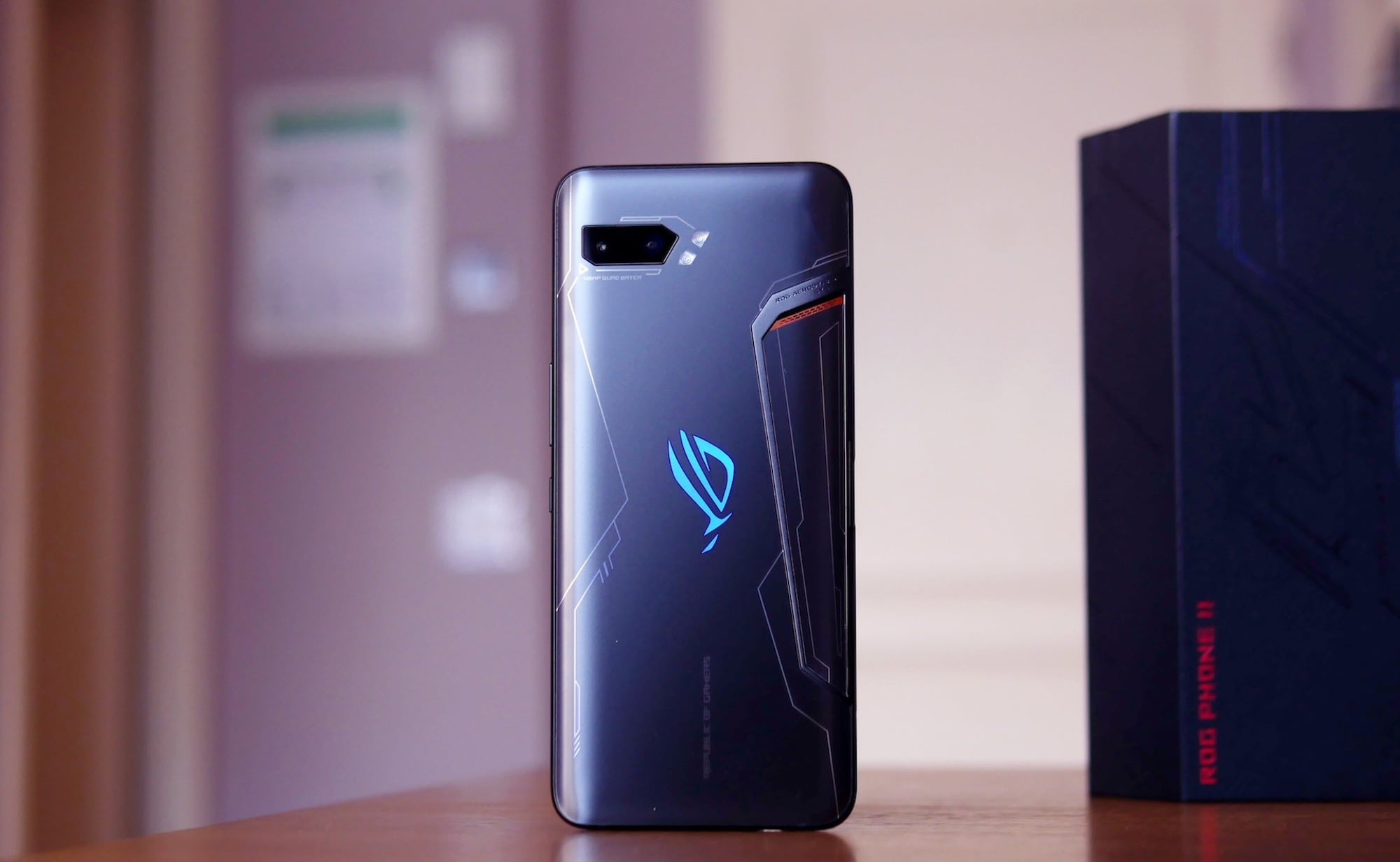 The ROG Phone II will have an Ultimate Edition with 1TB of storage 1