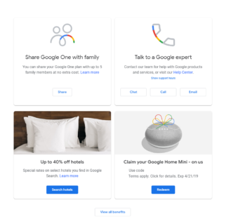 [Update: UK, Italy too] تقدم Google مشتركي Home Mini إلى One مجانًا في الولايات المتحدة وكندا 1