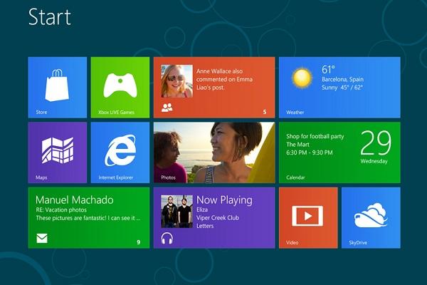 Windows 8: جعلها تعمل في المؤسسة 1