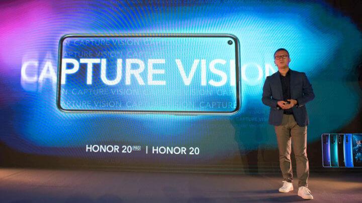 """صورة - مقابلة مع سام يوان: """"في Honor نريد إرضاء المستخدم ، وليس اتباع هذه الصناعة"""""""