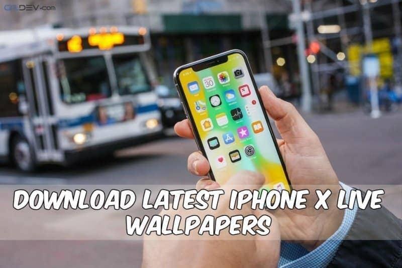 أحدث iPhone خلفيات حية
