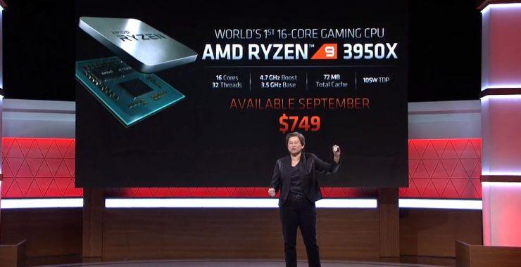 AMD Ryzen 9 3950X 1 740x380 0
