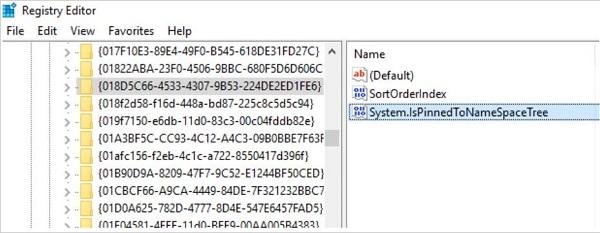 إزالة OneDrive من مستكشف الملفات