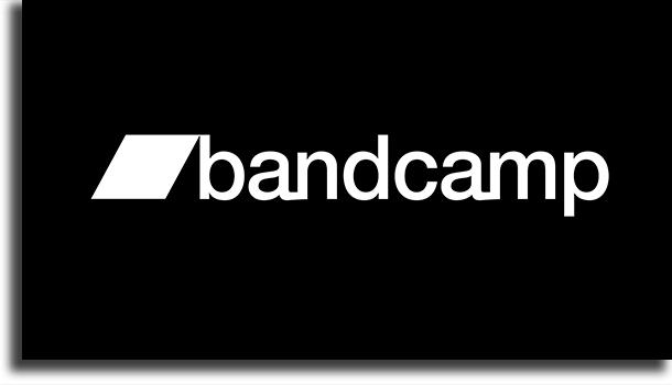 Bandcamp قم بتنزيل الموسيقى المجانية بأمان