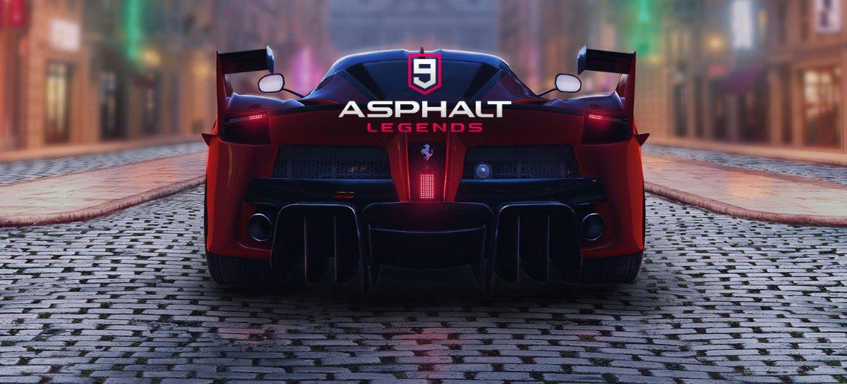 أخيرًا يأتي Asphalt 9 إلى Mac باستخدام تقنية Catalyst الجديدة 1