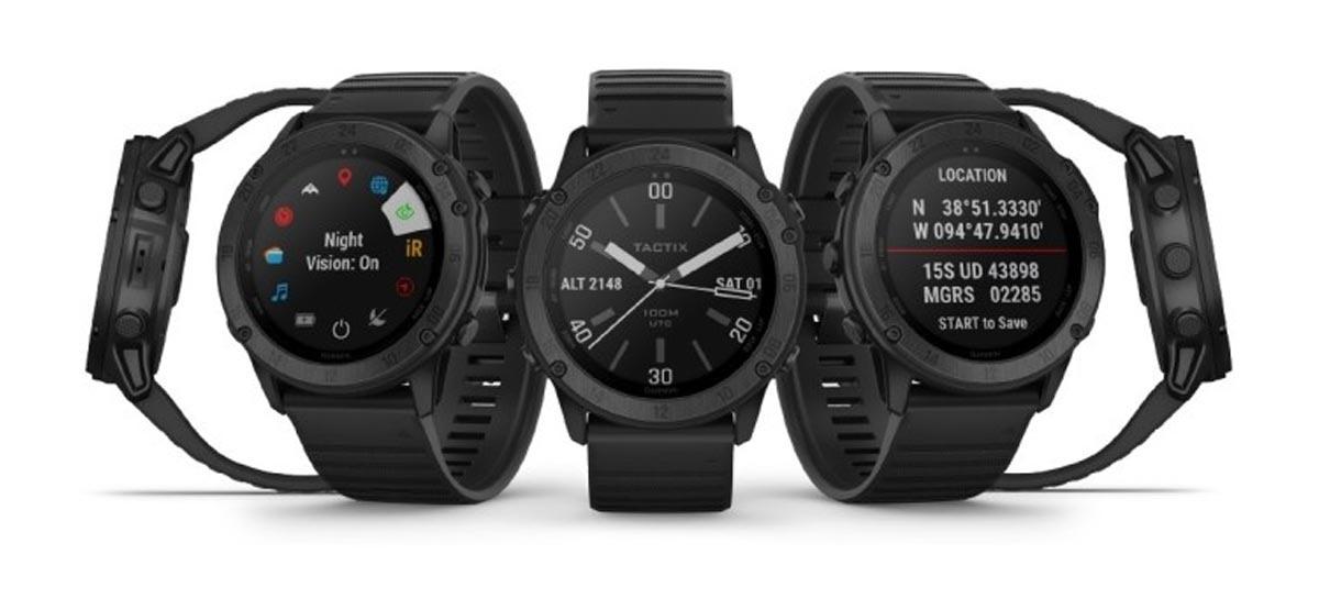 أطلقت Garmin Tactix Delta ، ساعة ذكية مصممة وفقًا للمعايير العسكرية 1