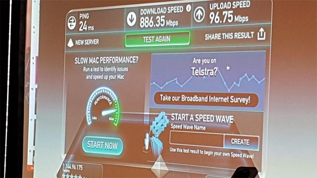 أطلقت Telstra و Qualcomm و Ericsson و Netgear أول شبكة تجارية جيجابت LTE 1
