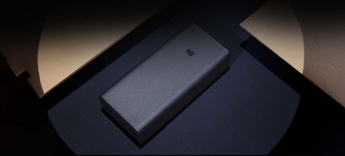 أطلقت Xiaomi بنك الطاقة الجديد 30000mAh مع شحن 18W 1