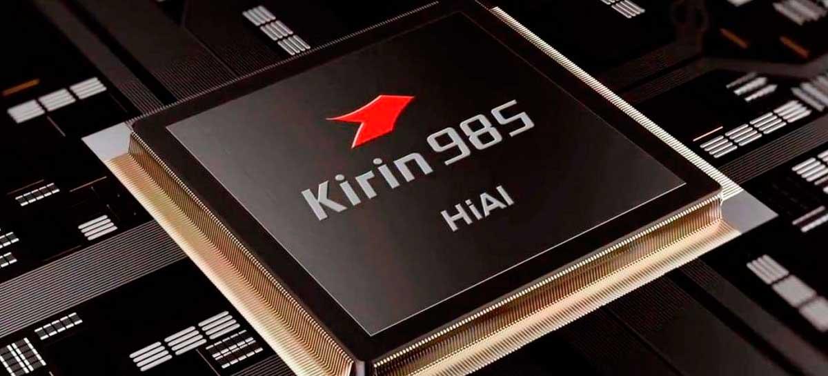 أعلنت شركة Huawei عن شركة SoC Kirin 985 بحجم 7 نانومتر مع ترقية أداء 5G 1