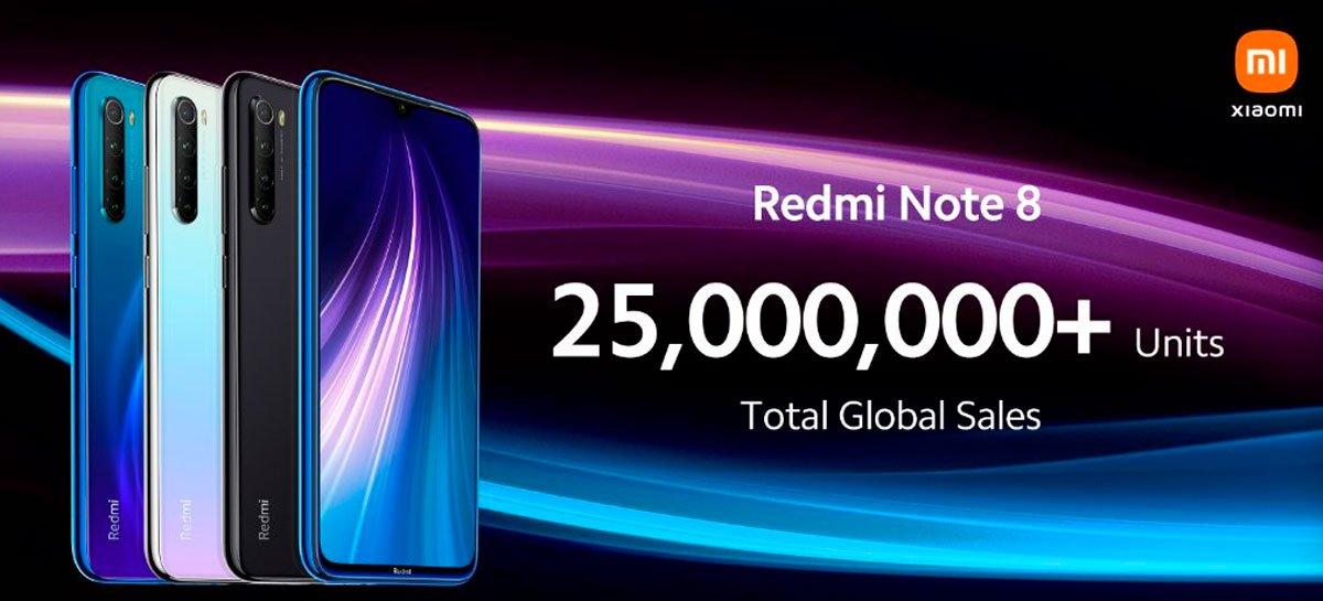 أعلنت شركة Xiaomi عن إصدار 2021 من Redmi Note 8 للاحتفال بنجاح المبيعات 1