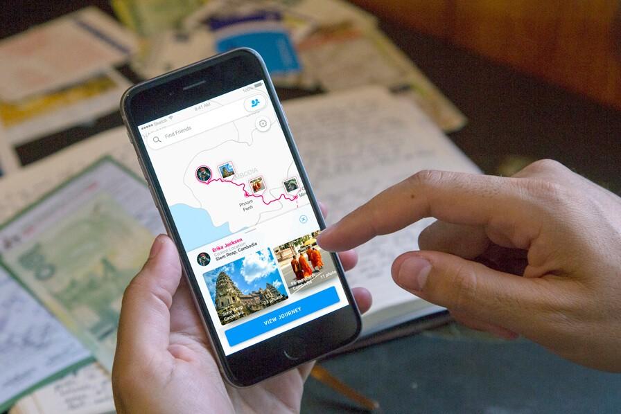 أفضل تطبيقات GPS لأجهزة iPhone و iPad لتحسين التنقل 1