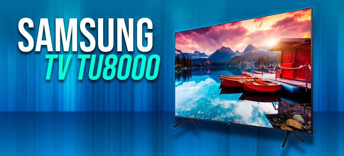 اختبرنا TU8000: تلفزيون الإدخال من Samsung 4K فعال من حيث التكلفة 1