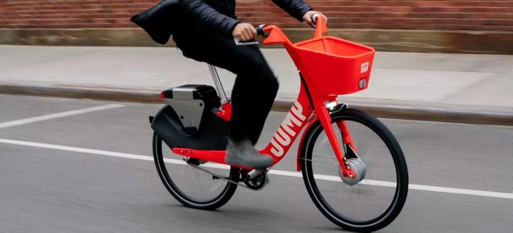 اشترت أوبر شركة Jump Bikes لتأجير الدراجات مقابل 100 مليون دولار 1
