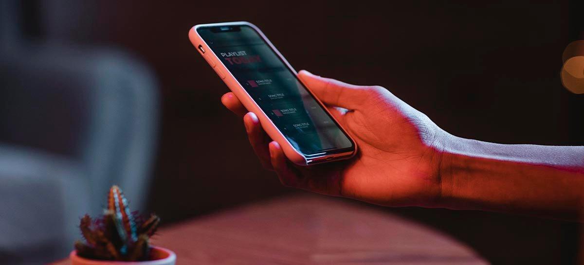 انتاج smartphones في عام 2020 ، انخفض بنسبة 11 ٪ مقارنة بعام 2019 1