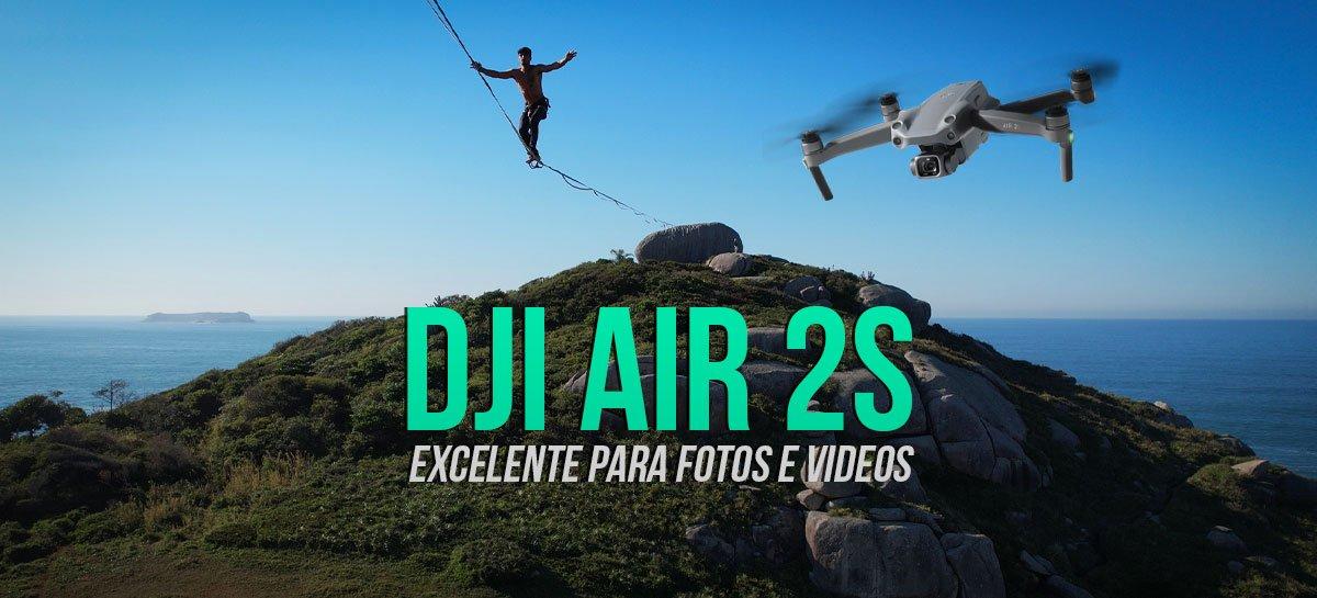 تحليل: طائرة بدون طيار DJI Air 2S - صور جميلة ومقارنات وتحطم وإصلاح! 1
