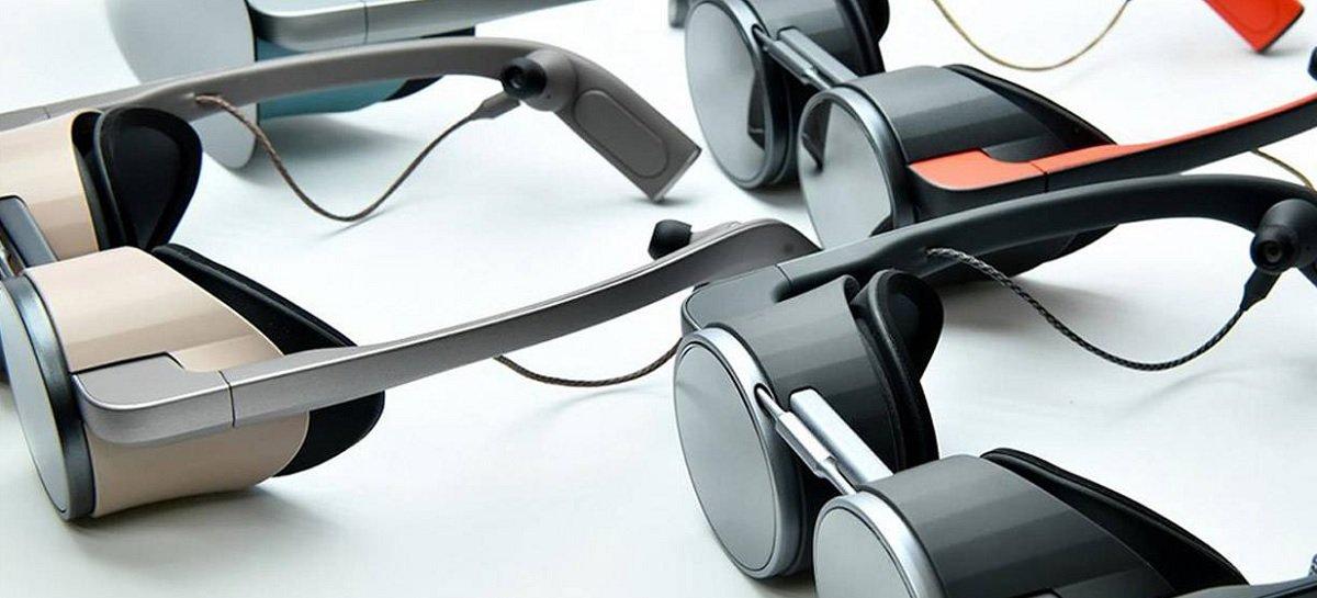 تدعم نظارات الواقع الافتراضي الجديدة من باناسونيك HDR و 4 K والتصميم المستقبلي 1