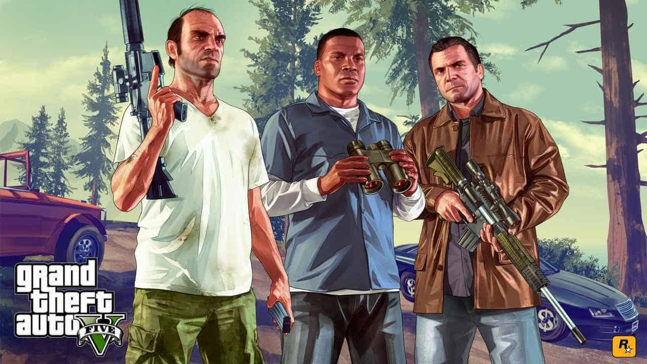 هل تعرف الاسم الأصلي لـ Grand Theft Auto (GTA)؟ 1