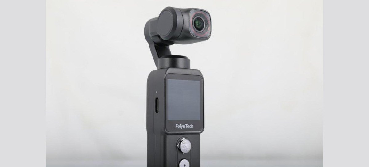 تطلق FeiyuTech كاميرات ذات محورين للتنافس مع DJI 1