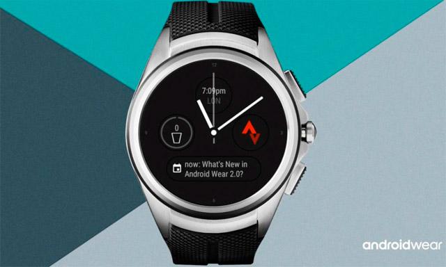 تظهر LG Watch Style مع Android Wear 2.0 في أول صورة لها 1