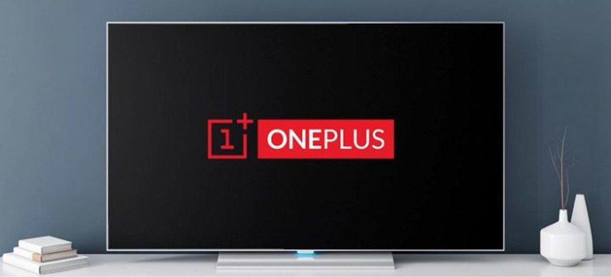 تعرض الصور من OnePlus TV U1S شاشة ذات حواف أقل سمكًا وتحكم جديد 1