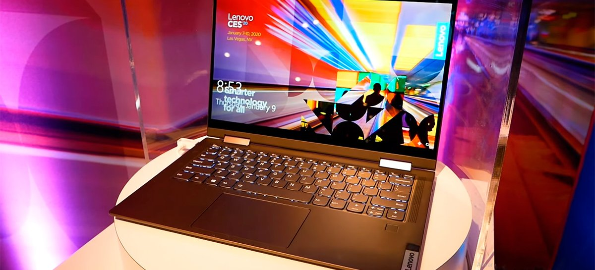 تعرف على Lenovo Yoga 5G ، الكمبيوتر الدفتري المتصل دائمًا بمعالج Snapdragon 8cx 1