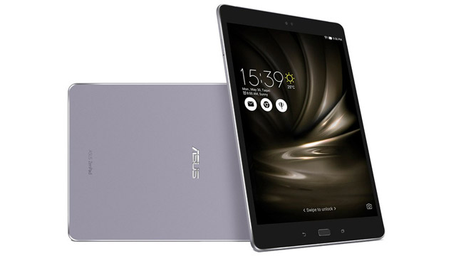 تعلن ASUS عن طراز جديد من ZenPad 3S ، مع Snapdragon 650 و Android Marshmallow 1