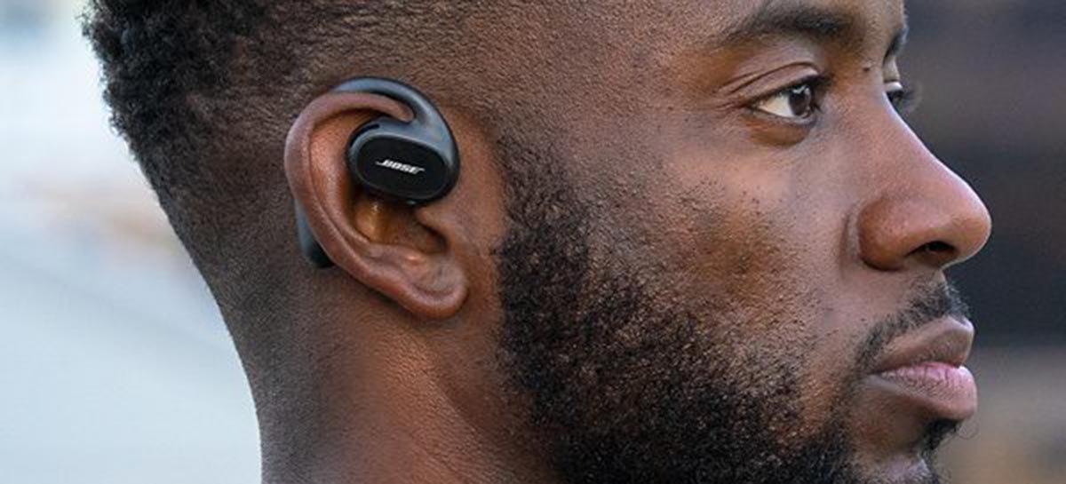تعلن Bose عن Sport Open سماعاتها اللاسلكية الجديدة للرياضيين 1
