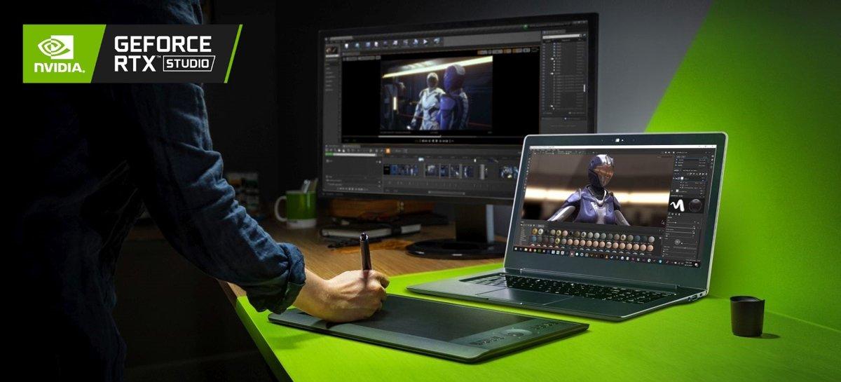 تقدم Adobe ثلاثة أشهر من Creative Cloud لمن يشترون أجهزة كمبيوتر RTX Studio 1
