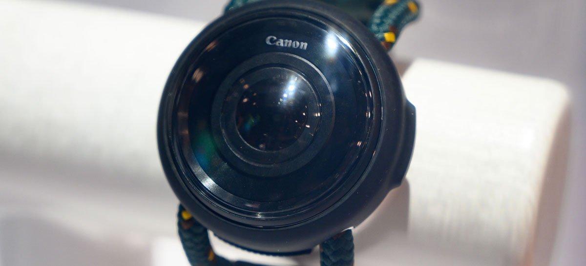 تقدم Canon كاميرا الساعة والمنتجات المفاهيمية الأخرى في معرض CES 2020 1