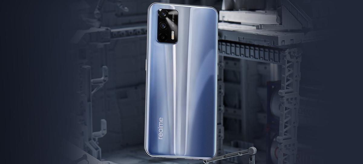 تكشف Realme عن التاريخ الذي ستعلن فيه عن تاريخها الجديد smartphones 1