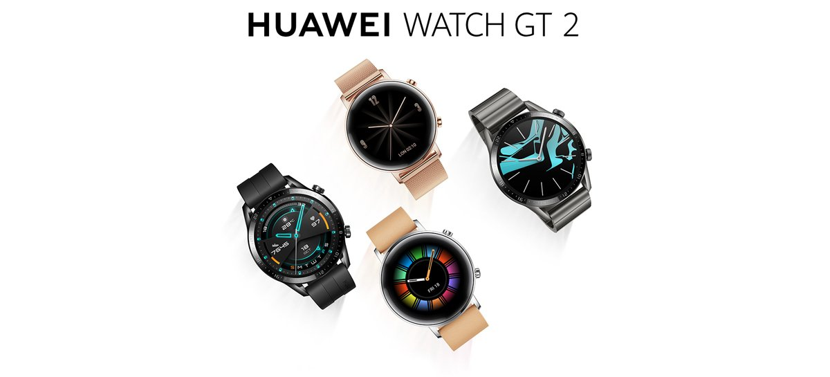 تم إصدار Huawei Watch GT2 و FreeBuds 3 في البرازيل 1