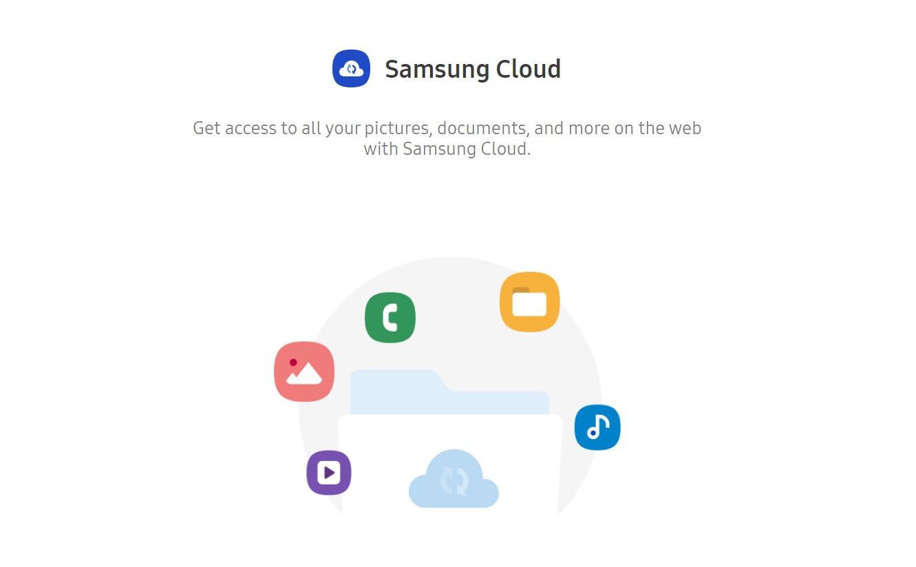 تم إغلاق Samsung Cloud ، وتحول رسميًا إلى OneDrive من Microsoft 1