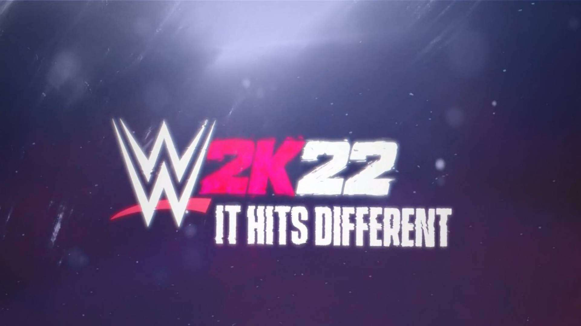 تم الإعلان عن WWE 2K22 ولدينا بالفعل الصور الأولى! 1