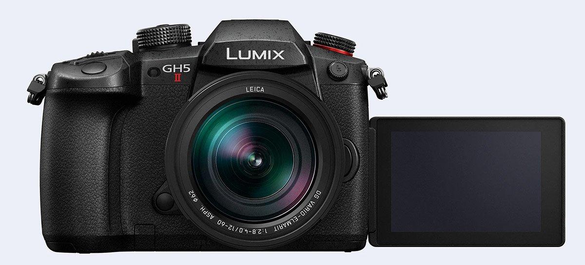 توفر Lumix GH5 II لقطات أكثر تقدمًا ووظيفة البث بدقة 4K 1