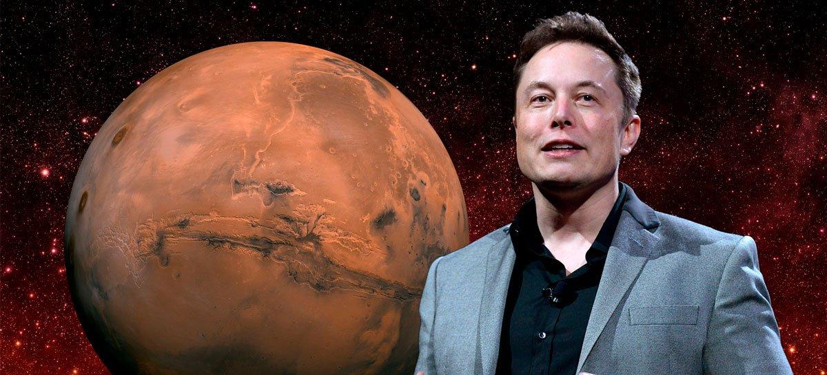 """ذكرت مطبوعة عام 1953 أن """"إيلون"""" من شأنه أن يستعمر المريخ 1"""