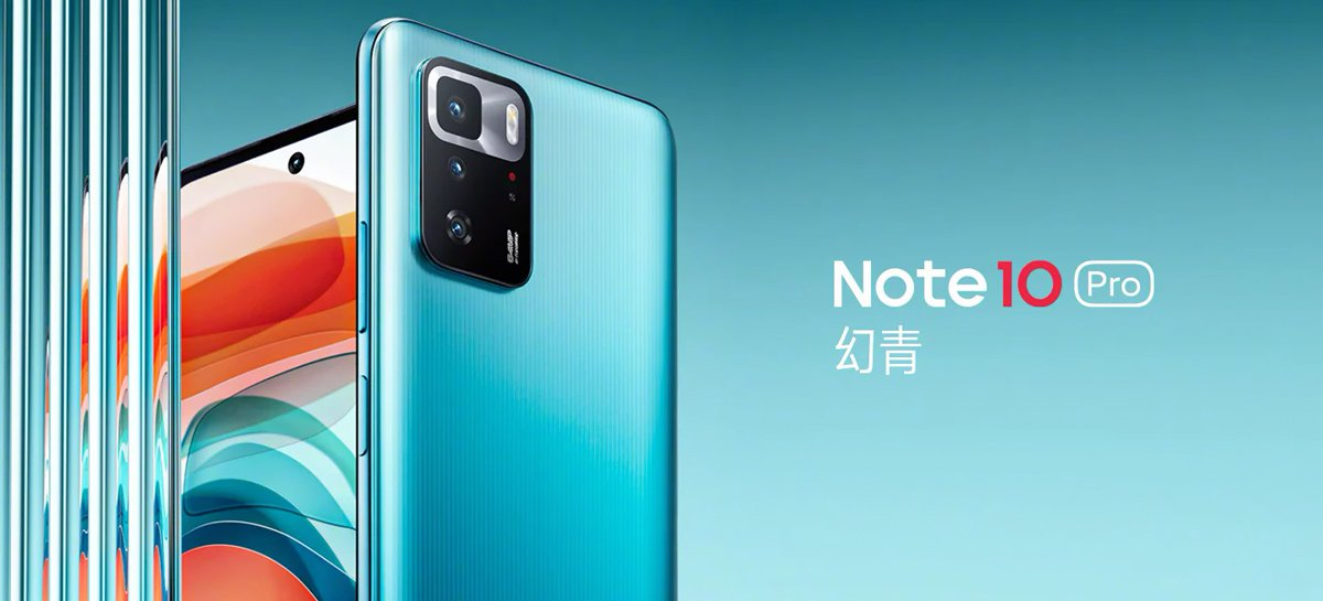 ريدمي Note يتم شحن 10 Pro 5G مع Dimensity 1100 ومكبرات الصوت JBL والمزيد 1
