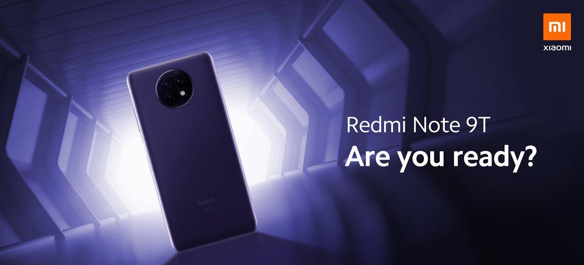 ريدمي Note يمكن الإعلان عن 9T في الثامن من يناير مع شركة SoC MediaTek 1
