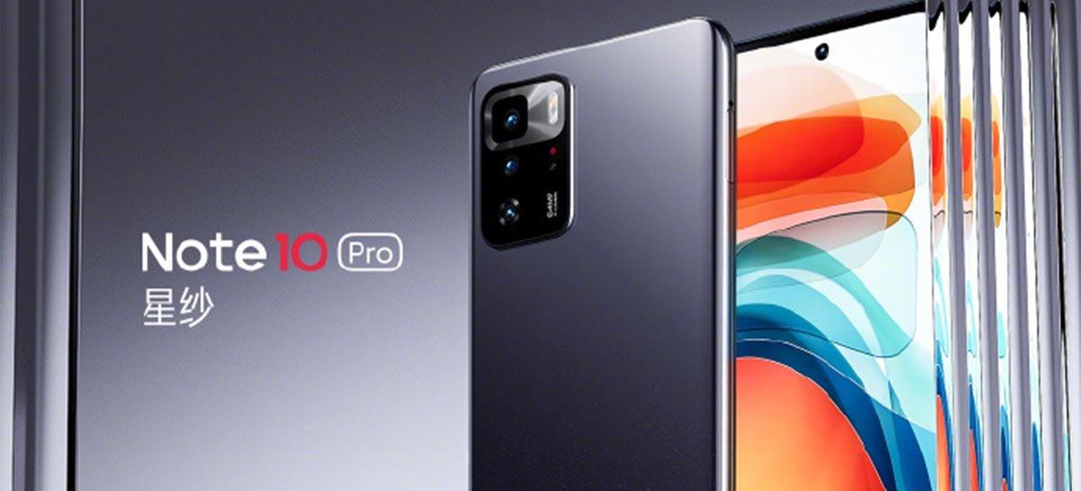ريدمي Note 10 Pro 5G يخضع لاختبار المتانة على الفيديو الجديد 1