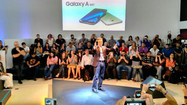 سامسونج تطلق جيل 2017 من Galaxy A5 و A7 في البرازيل بأسعار تبدأ من 2099 ريال برازيلي 1