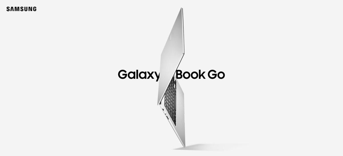 سامسونج تعلن Galaxy كتاب الذهاب و Galaxy احجز Go 5G مع شرائح Snapdragon 1