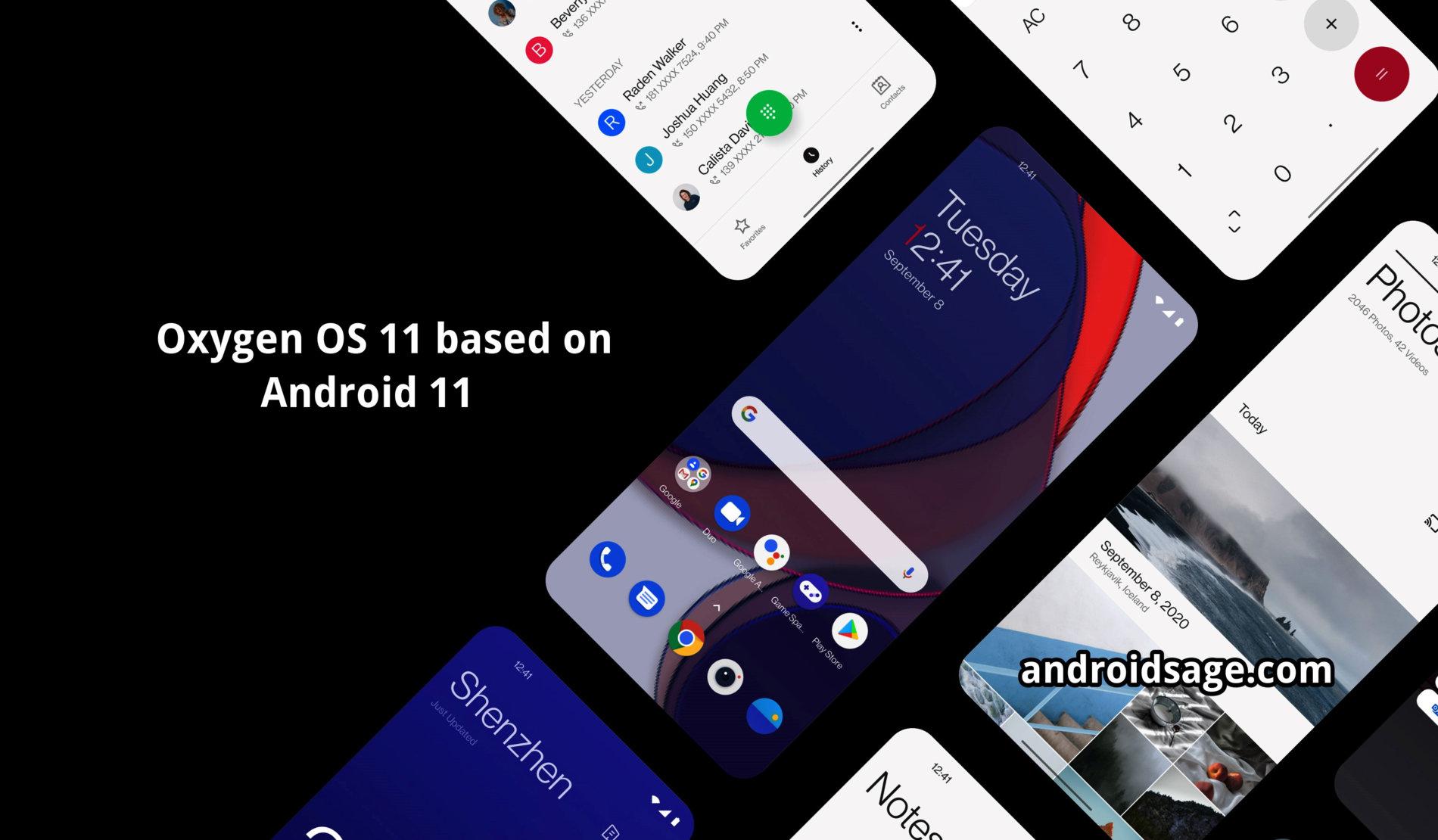 ستحصل سلسلة OnePlus 7 و 7T على Android 11 في تحديث Open Beta التالي استنادًا إلى Oxygen OS 11 1