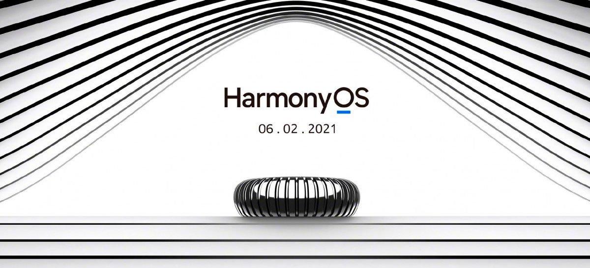 ستطلق Huawei منتجات HarmonyOS في 2 يونيو ، بما في ذلك Watch 3 1