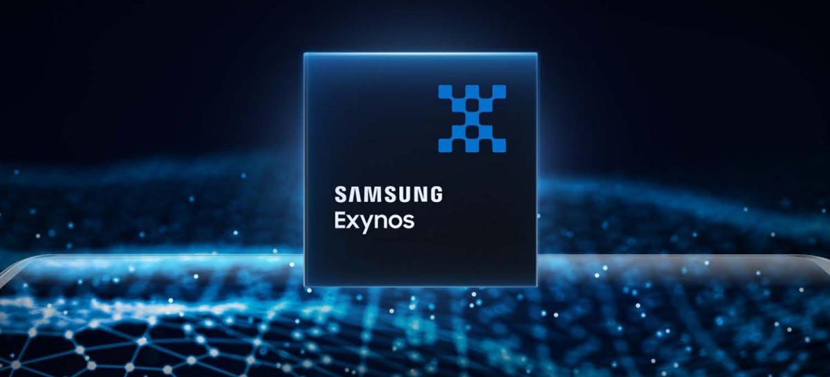 ستوفر شريحة Samsung Exynos التالية وحدة معالجة الرسومات AMD RDNA 2 مع دعم تتبع الأشعة 1