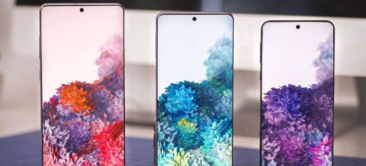 سوف تفرج سامسونج Galaxy S20 و S20 + بدون إنترنت 5G في أمريكا اللاتينية [Rumor] 1