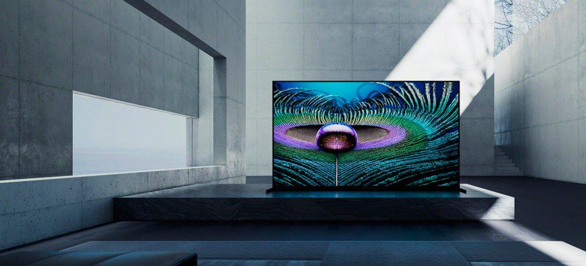 """سوني تعلن عن تلفزيونات Bravia XR الجديدة ، أولاً مع """"معالجها المعرفي"""" 1"""