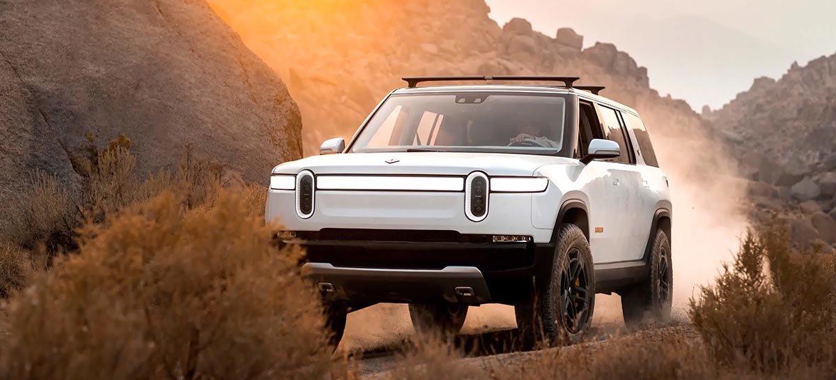 سيبدأ شحن Rivian Electric SUV اعتبارًا من يوليو 1