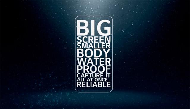 سيتم الإعلان عن هاتف LG G6 في 26 فبراير ، شاهد الصورة الأولى للجهاز! 1