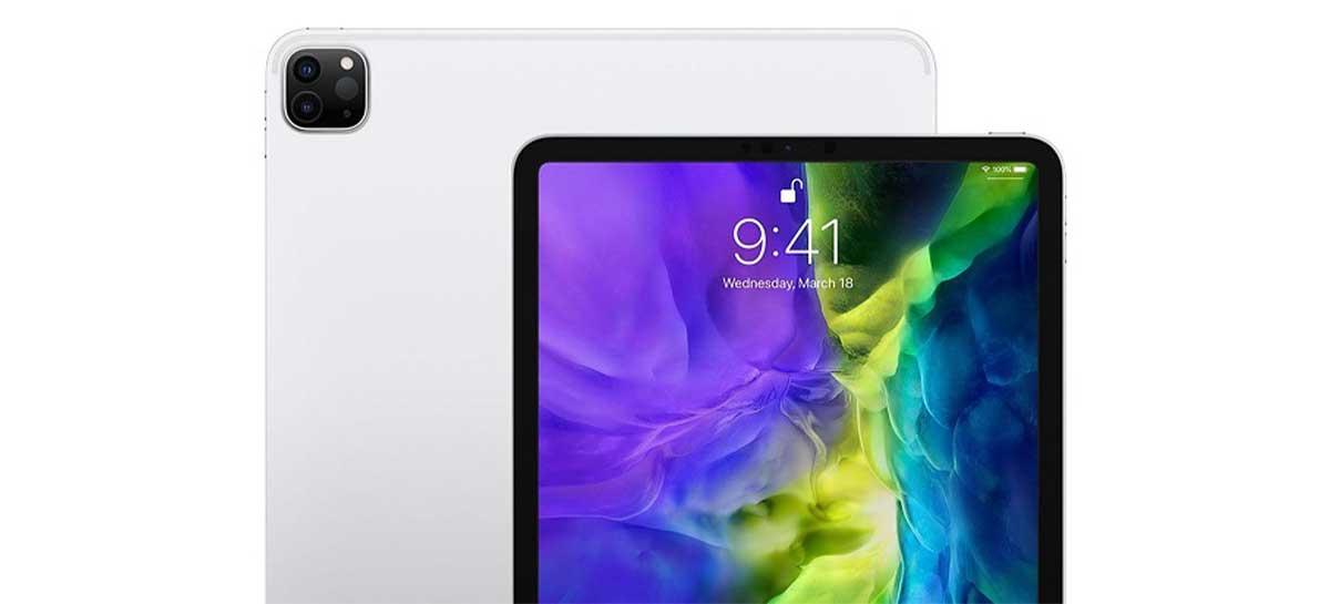 سيحتوي iPad Pro الجديد على شاشة LED صغيرة وشاشة مقاس 12.9 بوصة وتصميم أكثر سمكًا [RUMOR] 1