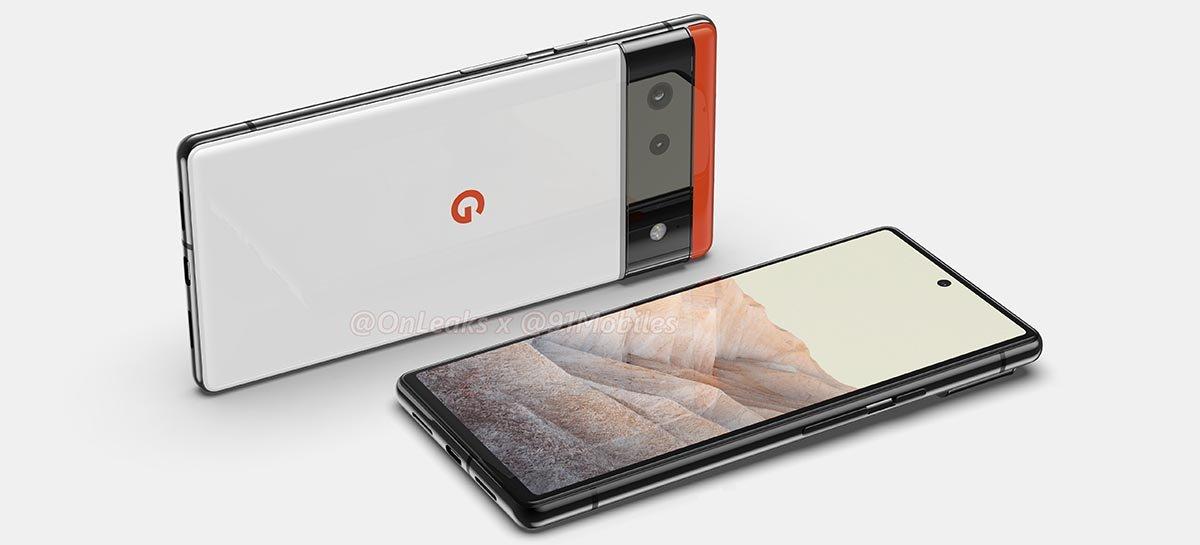 سيكون لدى Google Pixel 6 مجموعة شرائح حصرية بأداء قريب من Snapdragon 870 1